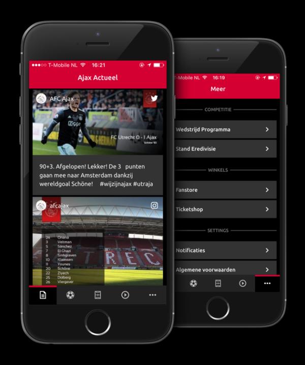 Ajax app on iphone