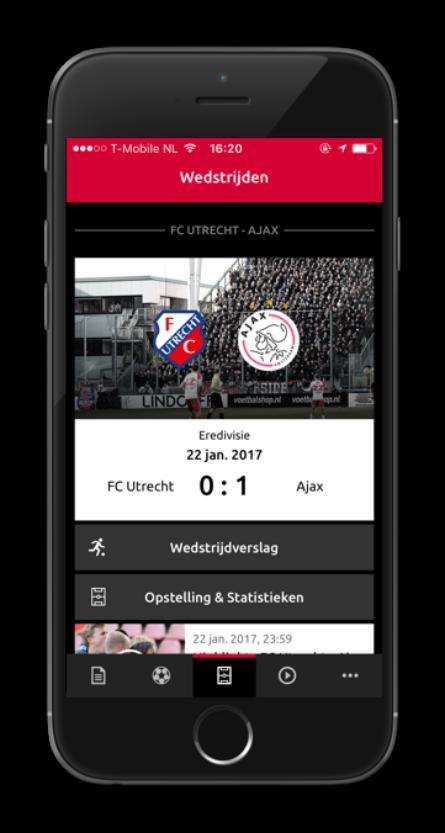 Ajax - app back